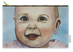 Julianna Carry-all Pouch by Betty-Anne McDonald