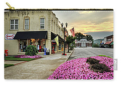 July 4th In Murphy North Carolina Carry-all Pouch by Greg Mimbs