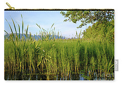 July Morning At The Lake Enajarvi Carry-all Pouch