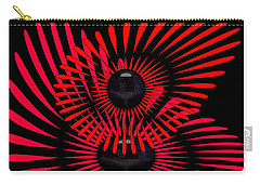 Carry-all Pouch featuring the digital art July by Robert Orinski