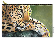 Jumanji Carry-all Pouch by Sherry Shipley