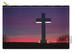 Jumonville Cross  Carry-all Pouch