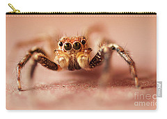 Jumping Spider Carry-all Pouch