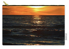 June 21 - 2017 Sunset At Wasaga Beach  Carry-all Pouch
