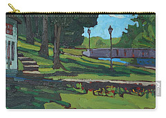 June Afternoon At Chaffeys Carry-all Pouch