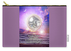 June Birthstone Pearl Carry-all Pouch
