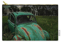 Carry-all Pouch featuring the photograph June Bug by Aaron J Groen