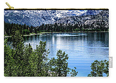 June Lake Portrait Carry-all Pouch