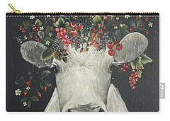 June The Berry Cow Carry-all Pouch