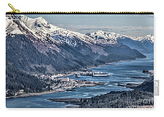 Juneau From Above Carry-all Pouch