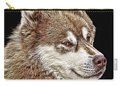 Carry-all Pouch featuring the photograph Juneau by Rhonda McDougall