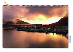 Juneau Sunset Carry-all Pouch