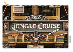 Jungle Cruise - Disneyland Carry-all Pouch