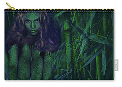 Jungle Fairy Carry-all Pouch