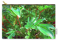 Jungle Greenery Carry-all Pouch