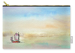 Junk Sailing Carry-all Pouch by R Kyllo