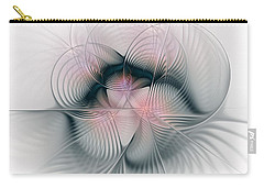 Junos Mercy - Fractal Art Carry-all Pouch
