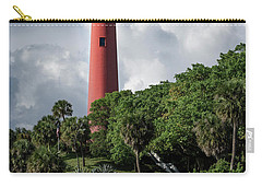 Jupiter Inlet Lighthouse Carry-all Pouch