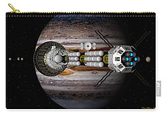 Jupiter Looming Carry-all Pouch