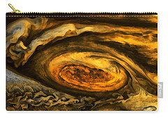 Jupiter's Storms. Carry-all Pouch