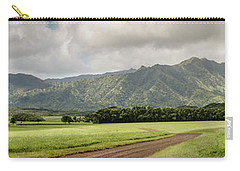 Jurassic Kahili Ranch Panorama Carry-all Pouch