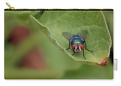 Just A Fly Carry-all Pouch