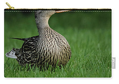 Just A Happy Duck Carry-all Pouch