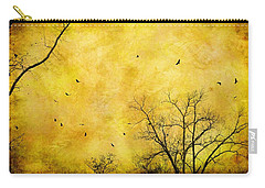 Carry-all Pouch featuring the photograph Just A Mirror For The Sun by Jan Amiss Photography
