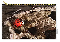 Just A Place To Rest Carry-all Pouch