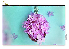Just A Spoonful Of Petals  Carry-all Pouch