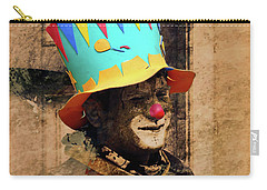 Just Clowning Around II Carry-all Pouch