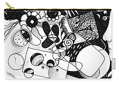 Just In Time Carry-all Pouch by Helena Tiainen