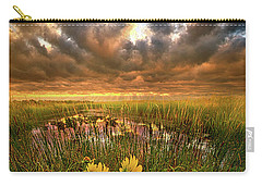 Just Moving Slow Carry-all Pouch by Phil Koch