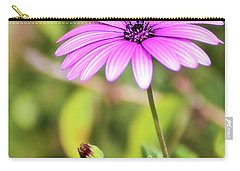 Carry-all Pouch featuring the photograph Just Nature 0666 by Kevin Chippindall