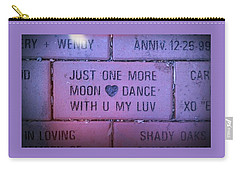 Just One More Moon Dance With You My Love Carry-all Pouch