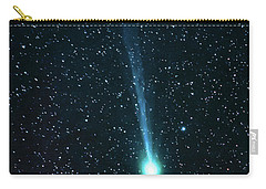 Carry-all Pouch featuring the photograph Just Passing Through by Bryan Carter
