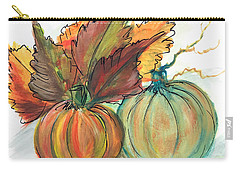 Just Pumpkins Carry-all Pouch