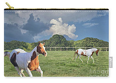 Just Running Carry-all Pouch by Janette Boyd