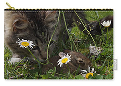 Just Say No Carry-all Pouch by Bill Stephens