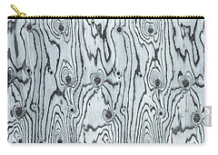 Just The Right Warp And Woof Carry-all Pouch by Bijan Pirnia