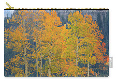Carry-all Pouch featuring the photograph Just The Ten Of Us by David Chandler