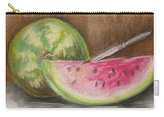 Just Watermelon Carry-all Pouch