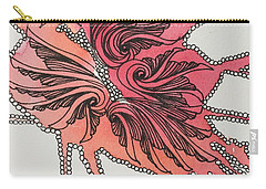 Just Wing It Carry-all Pouch