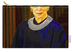 Justice Ginsburg Carry-all Pouch