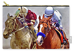 Justify In The Lead Carry-all Pouch