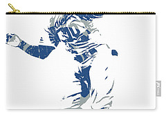 Justin Turner Los Angeles Dodgers World Series Homerun Carry-all Pouch