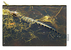 Juvenile Alligator Carry-all Pouch