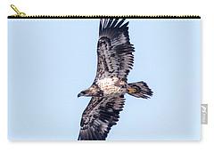 Juvenile Bald Eagle 2017 Carry-all Pouch