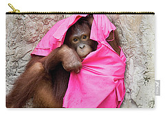 Juvenile Orangutan Carry-all Pouch