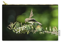 Juvenile Verdin 1870 Carry-all Pouch by Tam Ryan